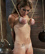 Felony suffering from amazing tight and difficult bondage